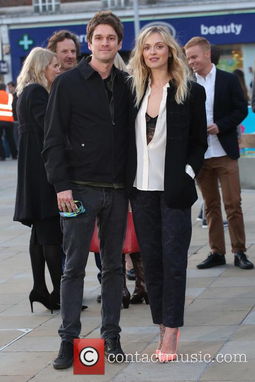 Jesse Wood and Fearne Cotton 4