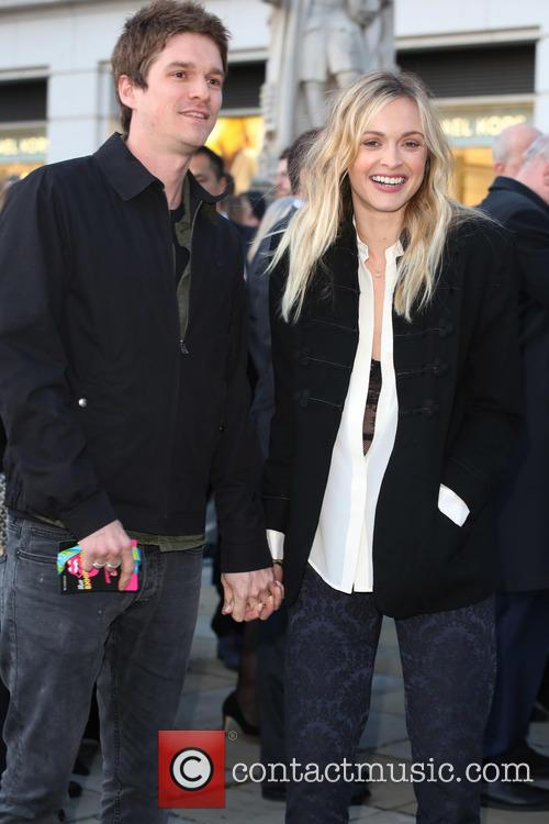 Jesse Wood and Fearne Cotton 5