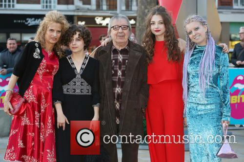 Bill Wyman, Suzanne Wyman, Matilda Wyman, Jessica Wyman and Katherine Wyman 1