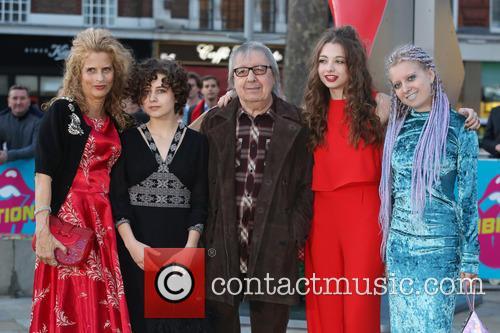 Bill Wyman, Suzanne Wyman, Matilda Wyman, Jessica Wyman and Katherine Wyman 2