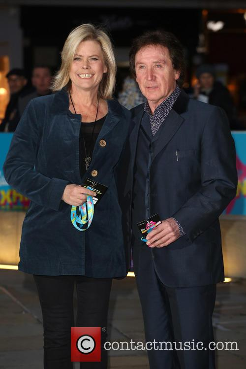 The Rolling Stones, Kenny Jones and Jayne Andrew 10