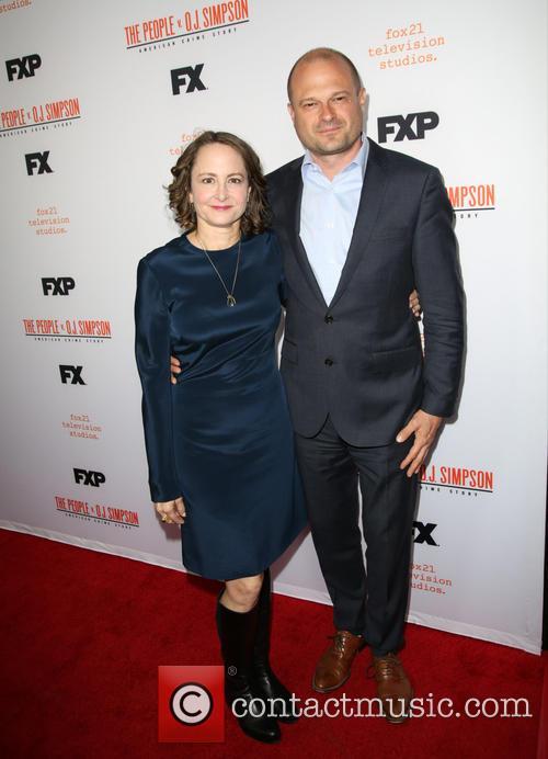 Nina Jacobson and Brad Simpson 1