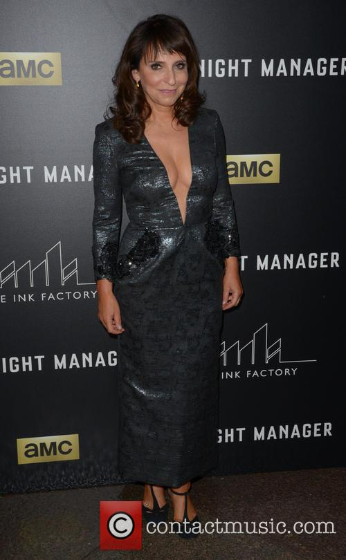 The premiere of AMC's 'The Night Manager'