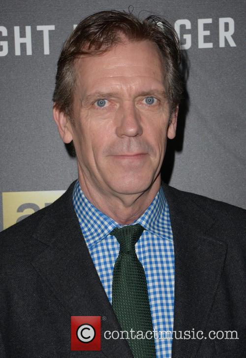 Hugh Laurie Has Been Honoured With A Hollywood Walk Of Fame Star