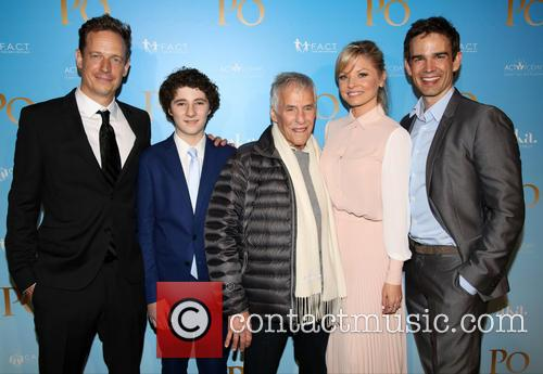 John Asher, Julian Feder, Burt Bacharach, Kaitlin Doubleday and Christopher Gorham 5