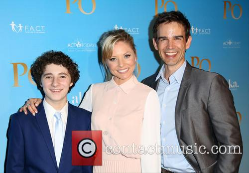 Julian Feder, Kaitlin Doubleday and Christopher Gorham 4