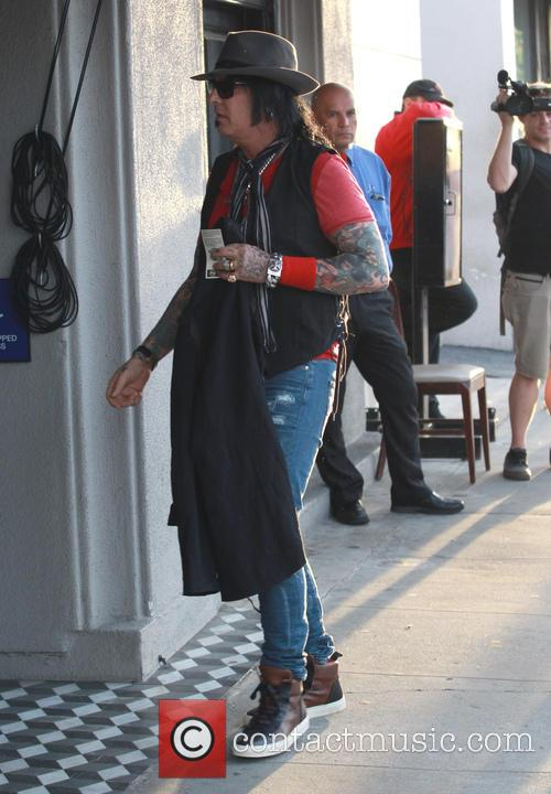Nikki Sixx and Courtney Sixx 7