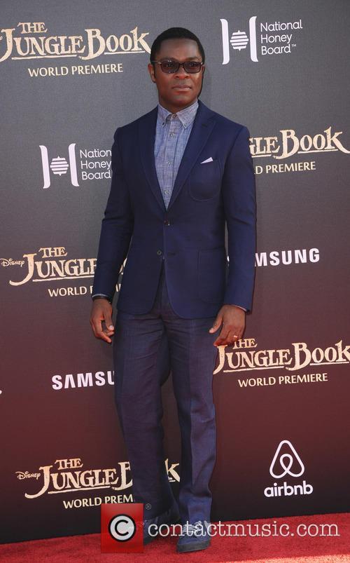 Premiere of 'The Jungle Book' - Arrivals