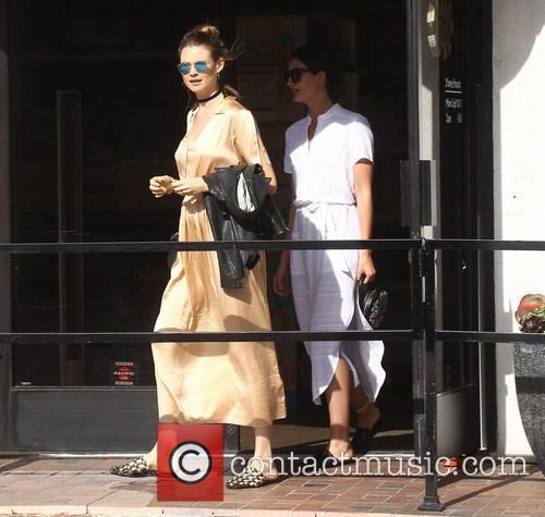 Lily Aldridge and Behati Prinsloo 8