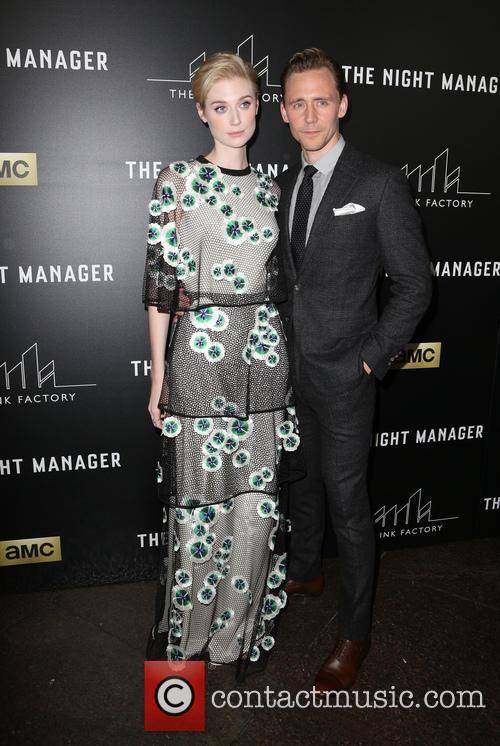 Elizabeth Debicki and Tom Hiddleston 3