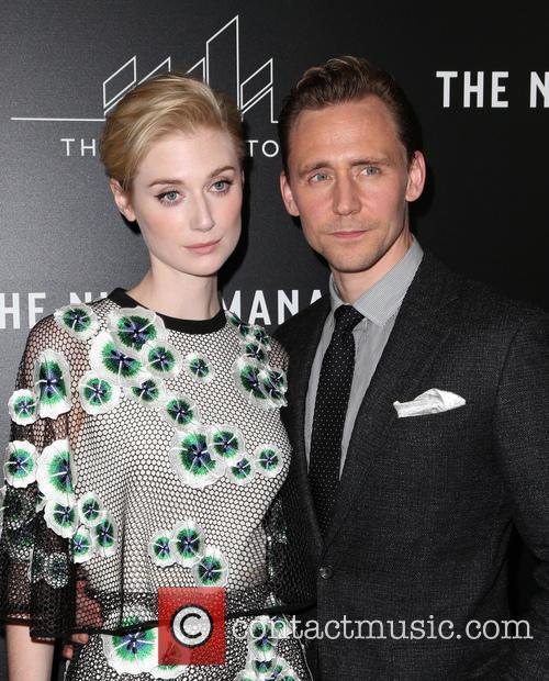 Elizabeth Debicki and Tom Hiddleston 4