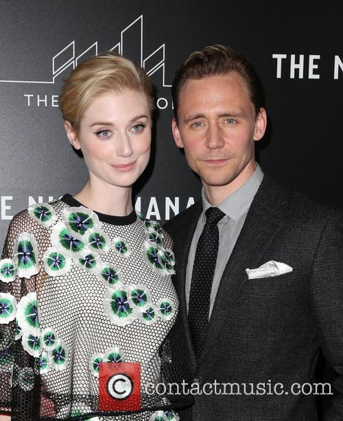 Elizabeth Debicki and Tom Hiddleston 5