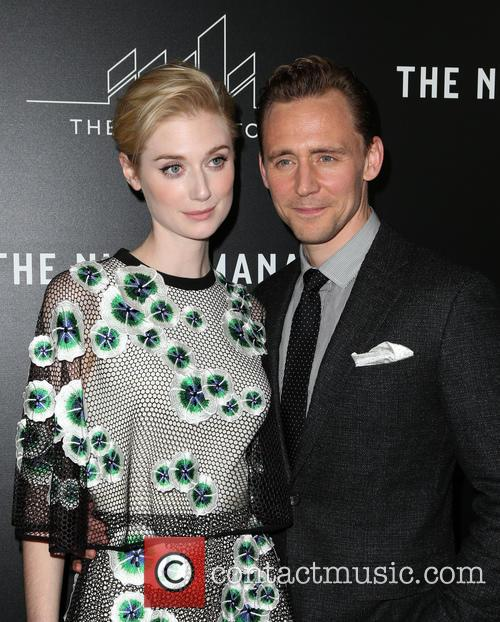 Elizabeth Debicki and Tom Hiddleston 6