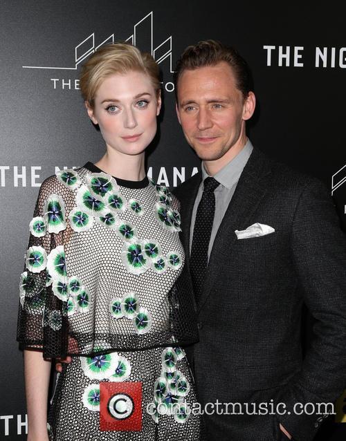 Elizabeth Debicki and Tom Hiddleston 7