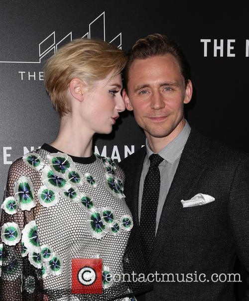 Elizabeth Debicki and Tom Hiddleston 8
