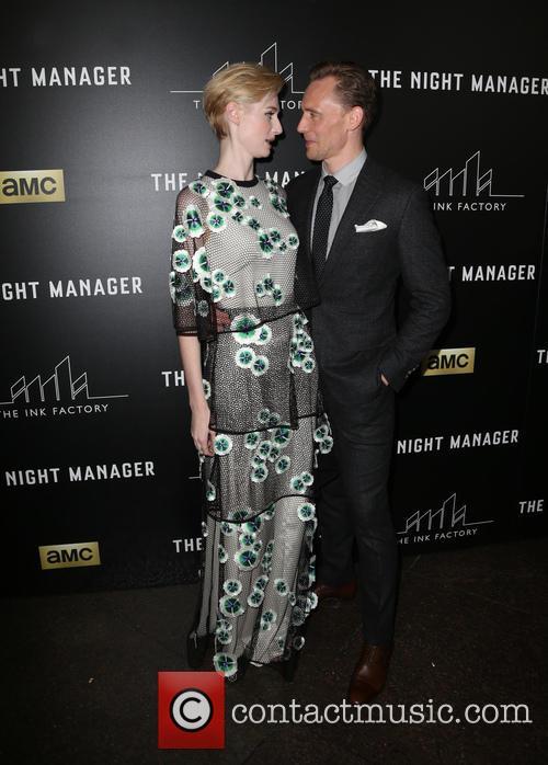 Elizabeth Debicki and Tom Hiddleston 9