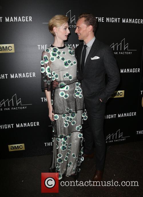 Elizabeth Debicki and Tom Hiddleston 10