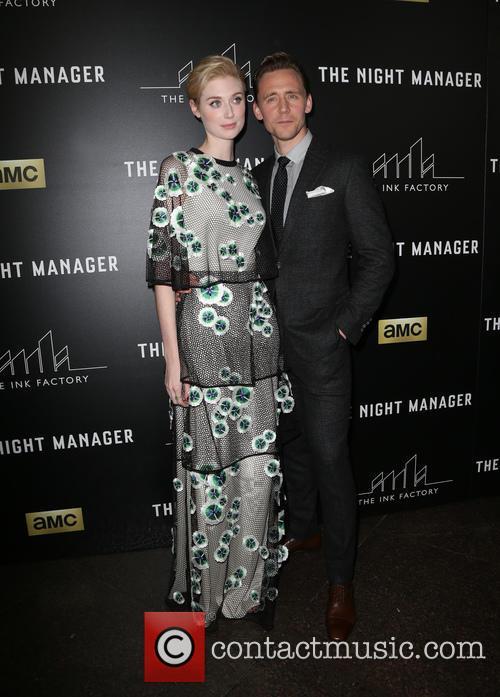 Elizabeth Debicki and Tom Hiddleston 11
