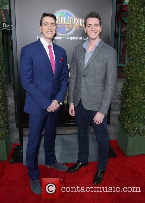 Oliver Phelps and James Phelps 2