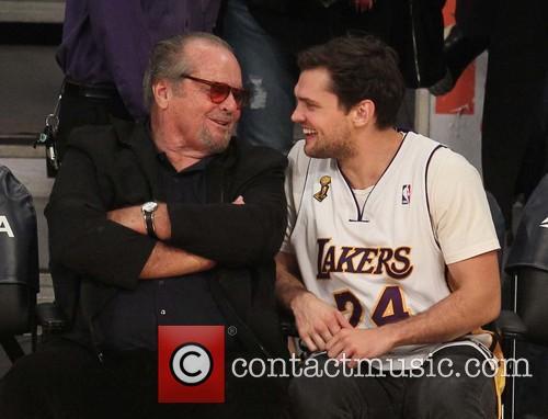 Jack Nicholson and Raymond Nicholson 7