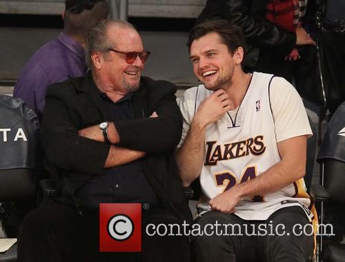 Jack Nicholson and Raymond Nicholson 8