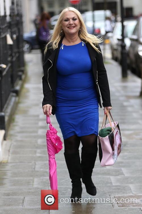 Vanessa Feltz leaves the BBC Broadcasting House