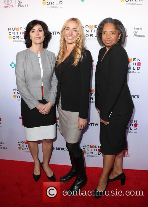 Lisa Materazzo, Jackie Birdsall and Dionne Colvin-lovely 2