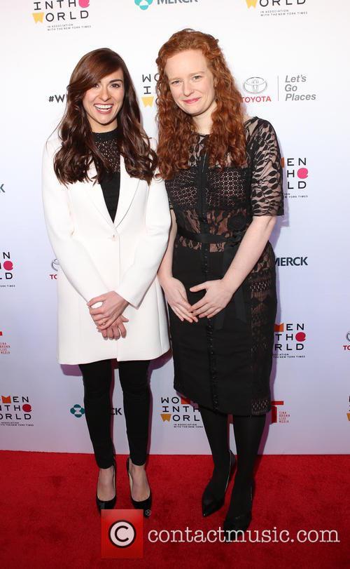 Monica Gray and Annie Medaglia 1