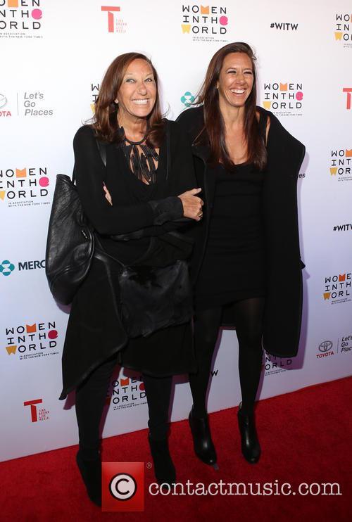Donna Karen and Gaby 1