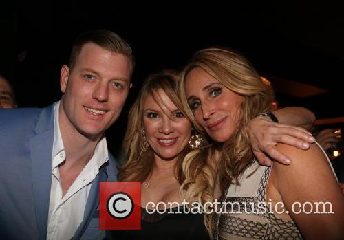 Robert Wayne, Ramona Singer and Sonja Morgan 4