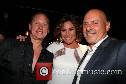 The Real Housewives, Carson Kressleyluann De Lesseps and Tom D'agostino Jr. 9