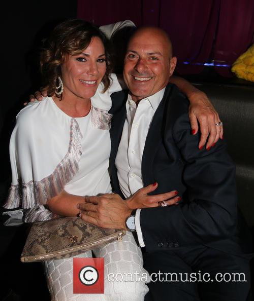 The Real Housewives, Luann De Lesseps and Tom D'agostino Jr. 11