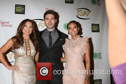 Lilly Melgar, Kristos Andrews and Karrueche Tran 5