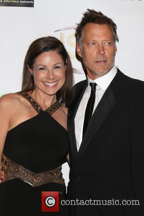 Marie Wilson and Matthew Ashford 2