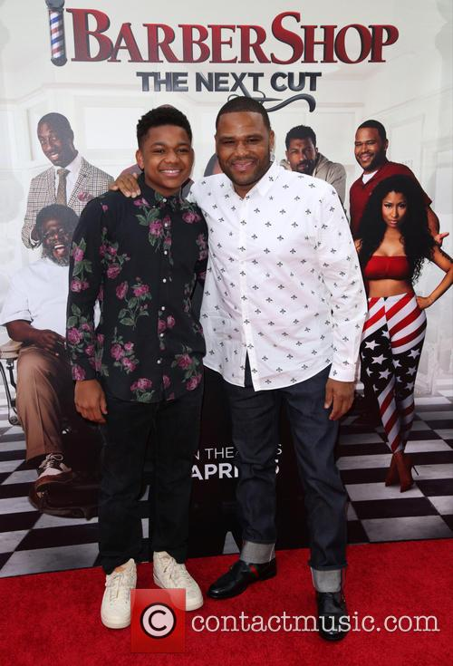 Guest and Anthony Anderson 1