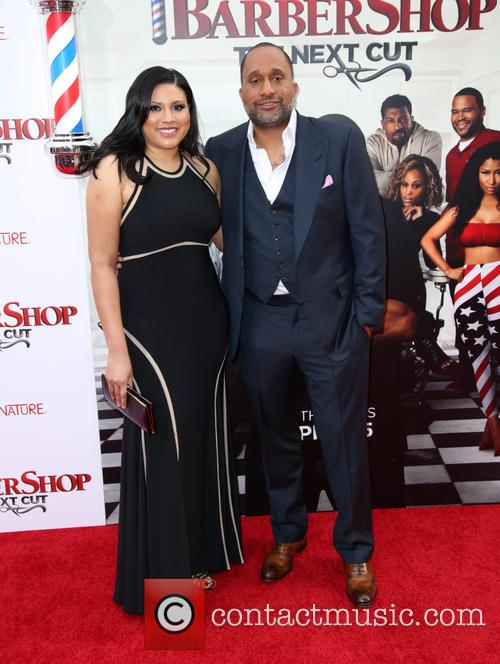 Tracy Oliver and Kenya Barris 1