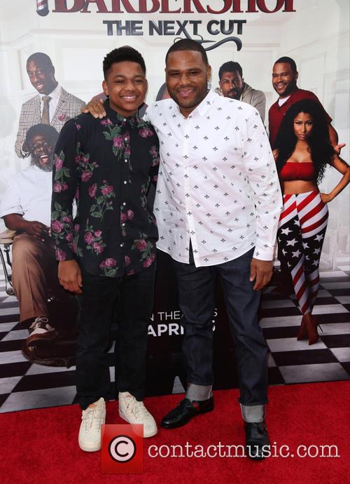 Nathan Anderson and Anthony Anderson 1