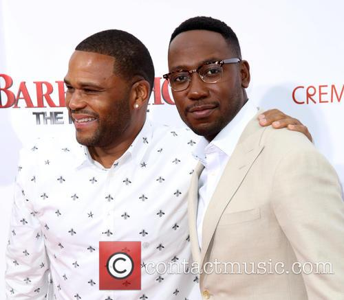 Anthony Anderson and Lamorne Morris 6