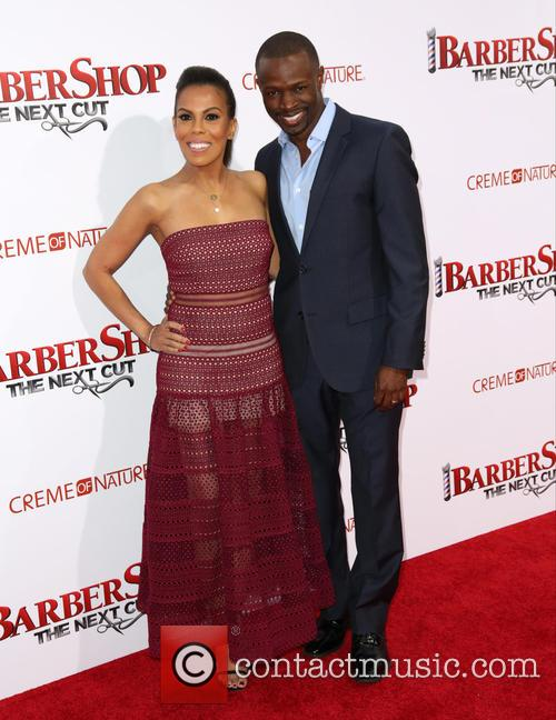 Aonika Laurent and Sean Patrick Thomas 1