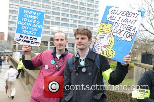 Junior Doctors and Supporters 1