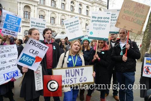 Junior Doctors and Supporters 4