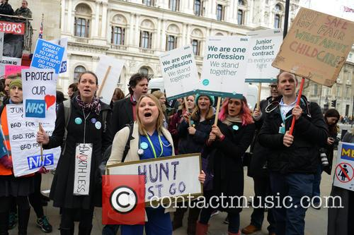 Junior Doctors and Supporters 5
