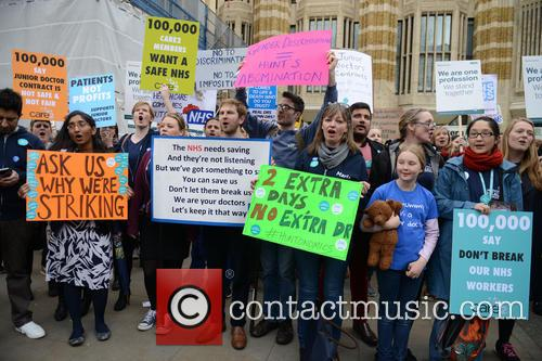Junior Doctors and Supporters 7