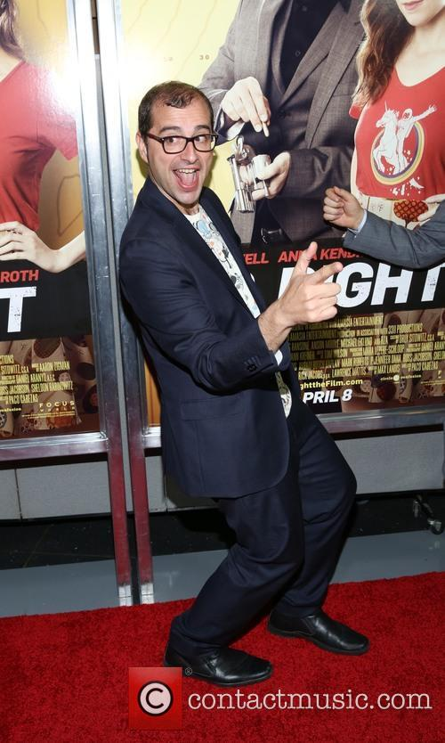 New York Premiere of 'Mr. Right' - Red...