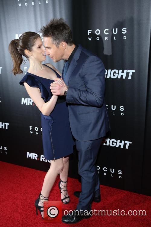 Anna Kendrick and Sam Rockwell 4