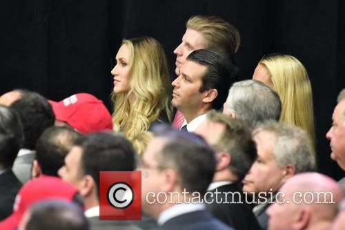 Lara Trump, Eric Trump and Donald Trump Jr. 1