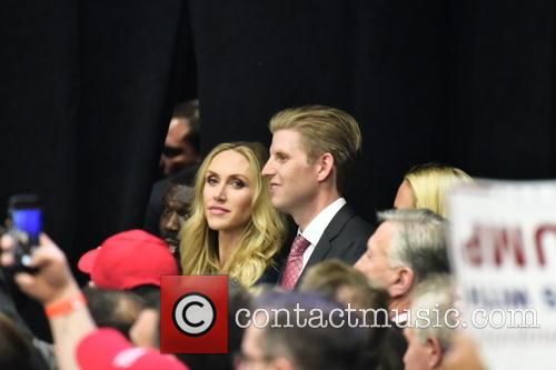 Lara Trump and Eric Trump 2