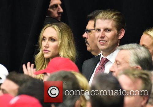 Lara Trump, Eric Trump and Donald Trump Jr. 3