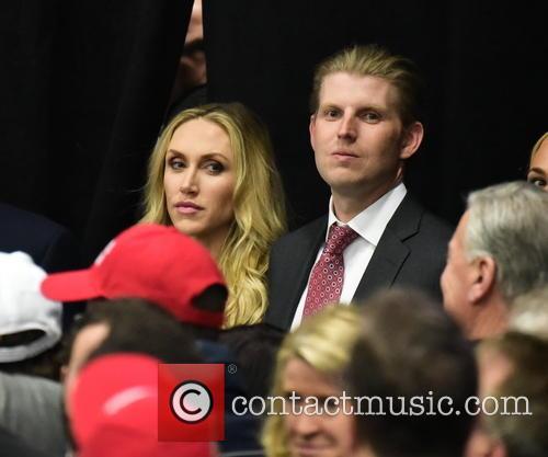 Lara Trump and Eric Trump 5