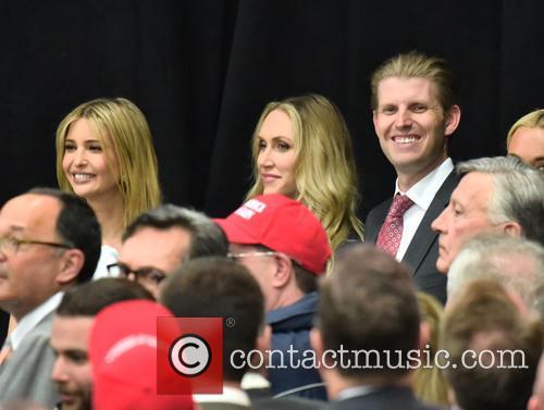 Ivanka Trump, Lara Trump, Eric Trump and Donald Trump Jr. 8